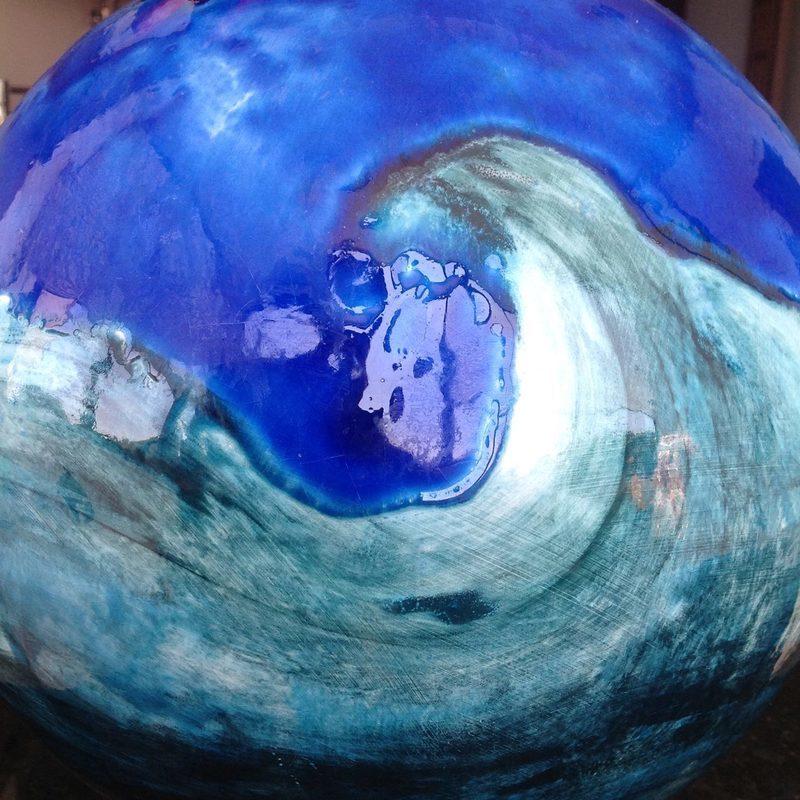 La Cour d'Azul - Cours peinture sur céramique
